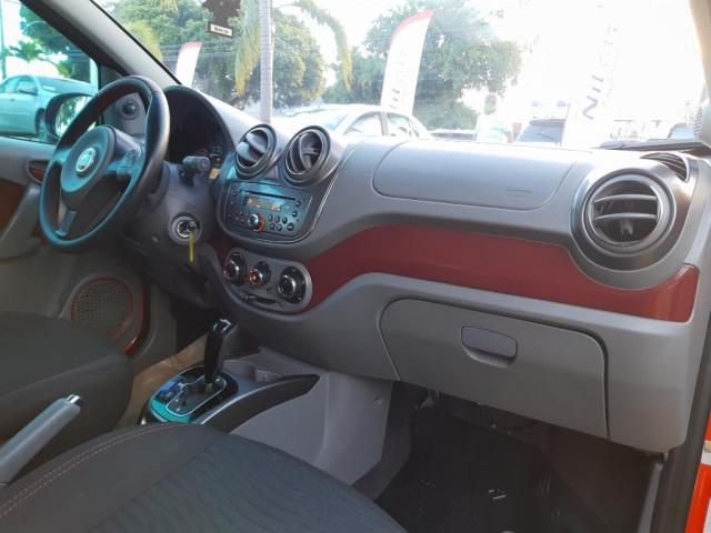 Fiat Palio Sporting Dualogic 1.6 Flex 16v 5p - Foto 6