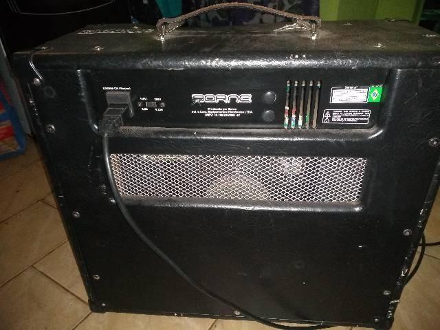 Amplificador borne clássico t7 valvulado - Foto 4