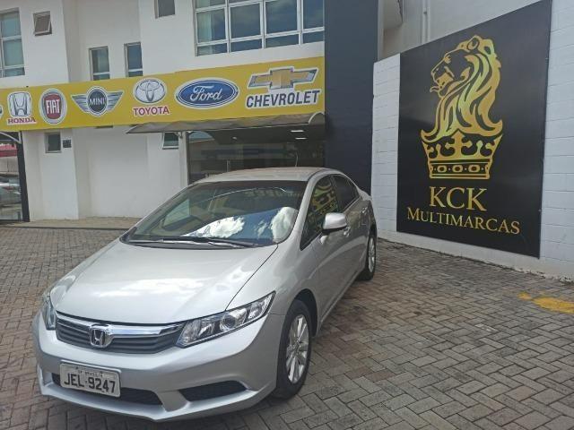 Honda Civic LXS 1.8 Flex - Foto 6