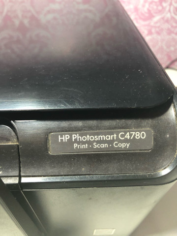 Vende-se impressora HP Photosmart C4780 - Foto 4