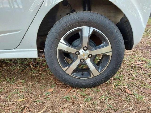 Chevrolet Onix 1.4 mpfi ltz 8V Flex 4P Manual - Foto 13
