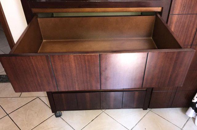 Cômoda de madeira prensada - Foto 4