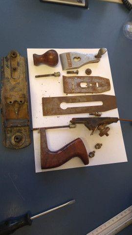Restauração/retificação plaina manual e outras ferramentas - Foto 2