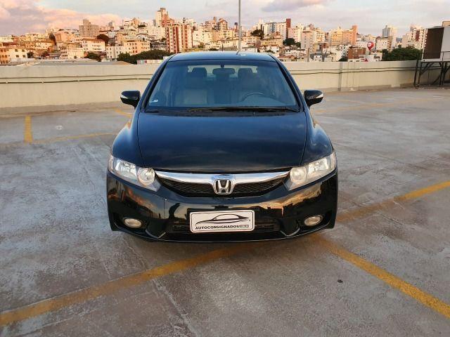 Honda New Civic LXL Flex - Automático + Borboletas - Abaixo da Fipe - Foto 5