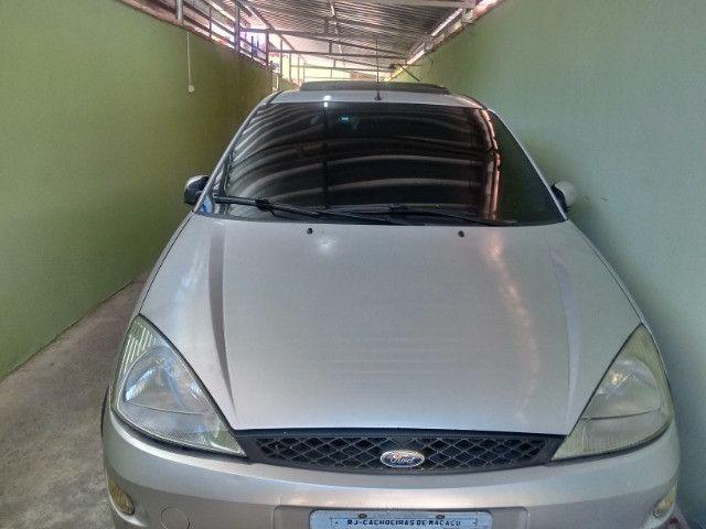 Ford focus 2003 completo com teto solar - Foto 9