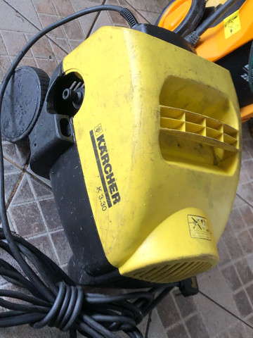 Lavadora alta pressão Karcher k330