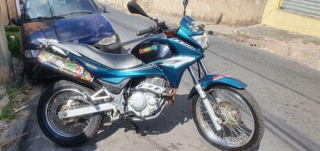 Falcon 2004 moto zerada? - Foto 5