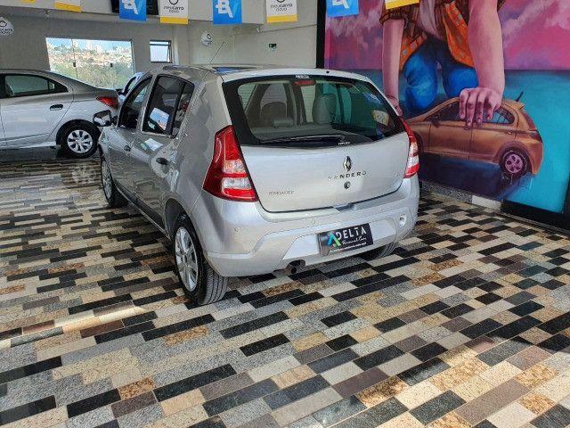 Renault Sandero Expression 1.6 - 2012 - Completo - Foto 20