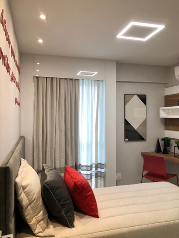Apartamento Residencial Clube no Três Barras - Foto 13