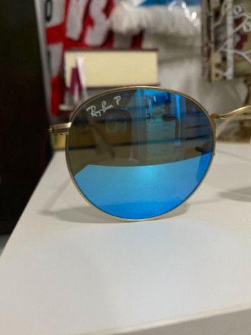 Ray ban polarizado azul original - Foto 4