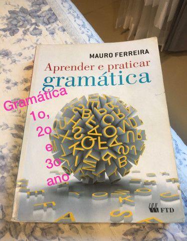 Livros Fundação Matias Machline (didáticos ensino médio) - Foto 2