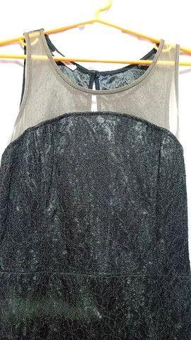 Vestido de festa -- Veste: P e M - Foto 5