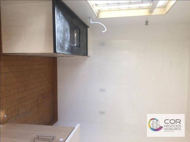 Apartamento com 1 dormitório para alugar, 70 m² por R$ 650,00/mês - Vila Redentora - São J - Foto 5