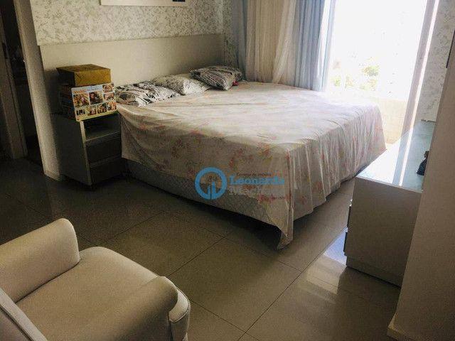 Apartamento com 3 dormitórios à venda, 135 m² por R$ 990.000 - Dionisio Torres - Fortaleza - Foto 9