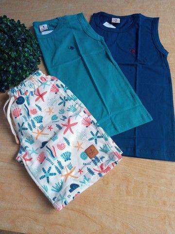 roupas infantil masculina - Foto 4