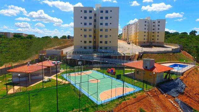 Apartamento em Palmital, Lagoa Santa/MG de 59m² 2 quartos à venda por R$ 152.500,00 - Foto 2