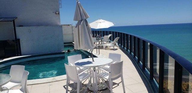 LS. Alugo apartamento mobiliado de 2 quartos na navegantes r$ 3.000,00 incluso taxas - Foto 2