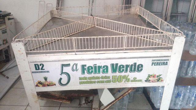 1 repositor de frutas e verduras