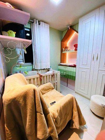 Condomínio Saint Angeli, Apartamento com 3 dormitórios à venda, 73 m² por R$ 360.000 - Mes - Foto 10