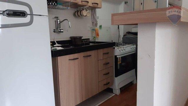 Apartamento em Carlos Chagas, Juiz de Fora/MG de 54m² 2 quartos à venda por R$ 140.000,00 - Foto 8