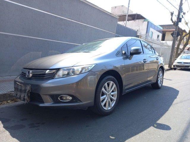 Honda Civic Lxs 2013/2014