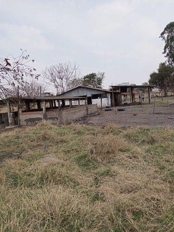Chácara 20mil m2, 2 Casas Simples, 2 Dormitórios, Pasto, Lago com Peixes, Chiqueiro, Ranch - Foto 7