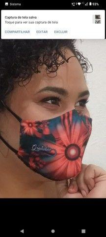 R$1,50 Promoção relâmpago  mascaras R$1,50  de qualidade leia a descrição abaixo.R$ 1,50  - Foto 2