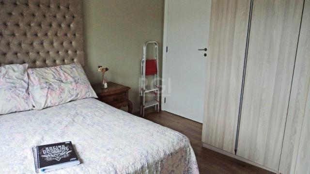 Apartamento à venda com 3 dormitórios em São sebastião, Porto alegre cod:EL56356472 - Foto 8