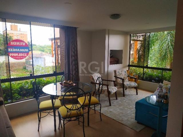 Apartamento à venda com 3 dormitórios em Jardim lindoia, Porto alegre cod:HM286 - Foto 12