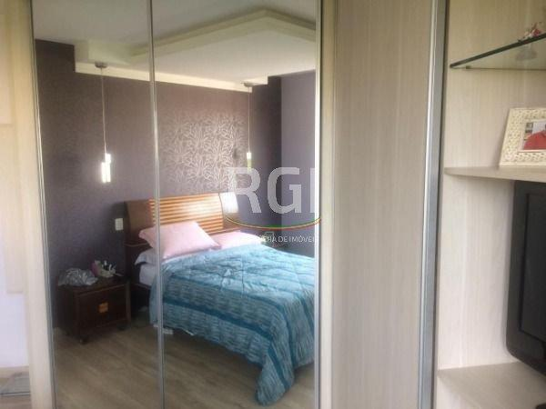 Apartamento à venda com 3 dormitórios em Jardim lindóia, Porto alegre cod:NK19206 - Foto 12
