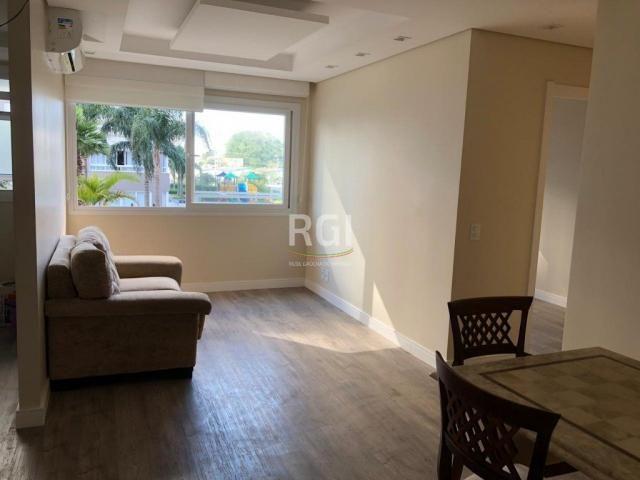 Apartamento à venda com 2 dormitórios em Jardim lindóia, Porto alegre cod:HT214 - Foto 2