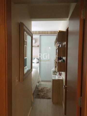 Apartamento à venda com 3 dormitórios em Vila jardim, Porto alegre cod:EL56355558 - Foto 18