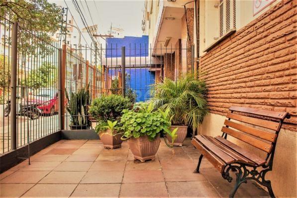 Apartamento à venda com 2 dormitórios em Cidade baixa, Porto alegre cod:SC12736