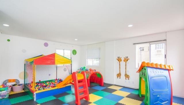 Apartamento à venda com 3 dormitórios em São sebastião, Porto alegre cod:JA11 - Foto 10