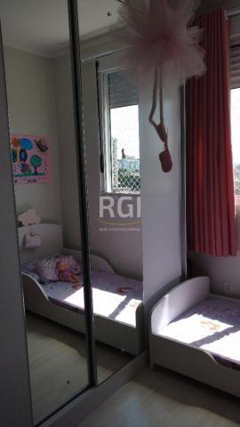 Apartamento à venda com 3 dormitórios em São sebastião, Porto alegre cod:FR2660 - Foto 10