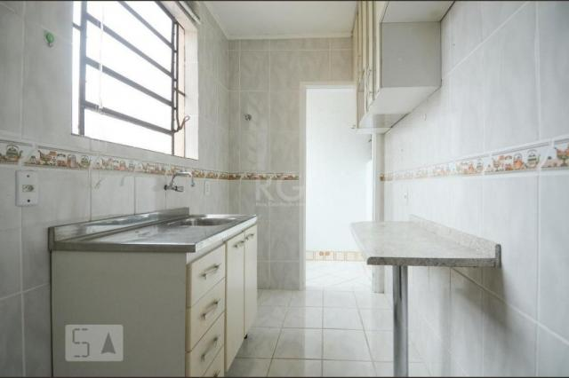 Apartamento à venda com 1 dormitórios em São sebastião, Porto alegre cod:LI50878627 - Foto 8