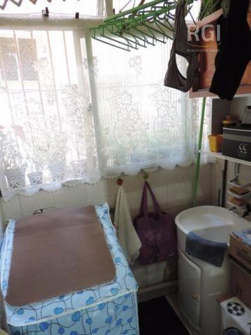 Apartamento à venda com 1 dormitórios em São sebastião, Porto alegre cod:NK19743 - Foto 8