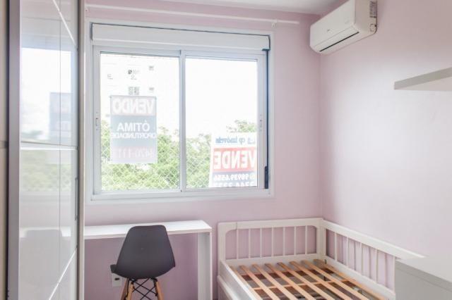 Apartamento à venda com 3 dormitórios em Jardim lindóia, Porto alegre cod:EL56357234 - Foto 16