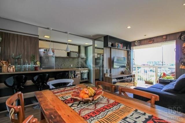 Apartamento à venda com 2 dormitórios em Vila ipiranga, Porto alegre cod:EV4418