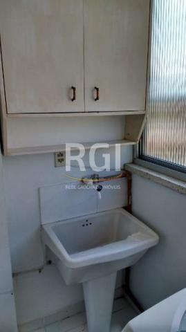 Apartamento à venda com 2 dormitórios em São sebastião, Porto alegre cod:NK18628 - Foto 5