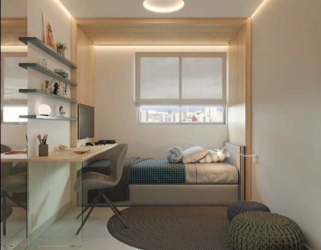 LR\\ Edf. Fernado Teixeira Bastos/ Ótimo lançamento! apartamento 2/ 3 quartos   - Foto 10