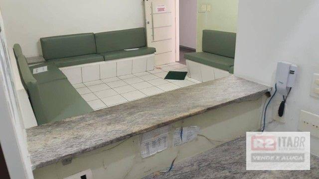 Conjunto para alugar, 50 m² por R$ 1.500,00/mês - Centro - São Vicente/SP