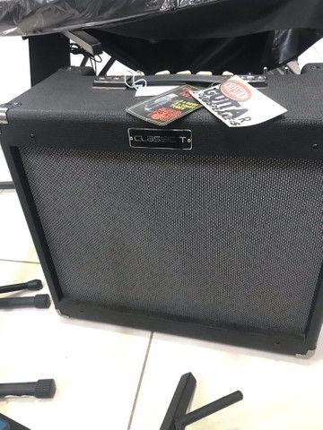 Amplificador Giannini 100% Valvulado