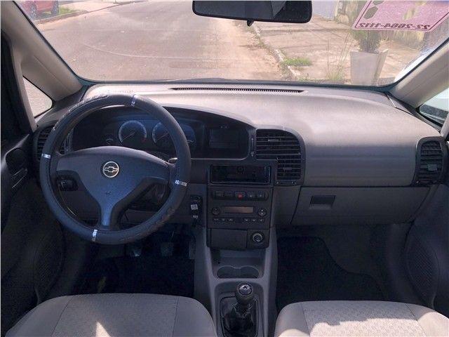 Chevrolet Zafira 2011 2.0 mpfi comfort 8v flex 4p automatico - Foto 5