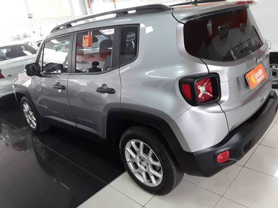 RENEGADE 2019/2019 1.8 16V FLEX SPORT 4P AUTOMÁTICO - Foto 6
