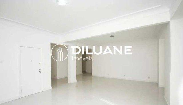 Apartamento para alugar com 3 dormitórios em Botafogo, Rio de janeiro cod:BTAP30345 - Foto 3