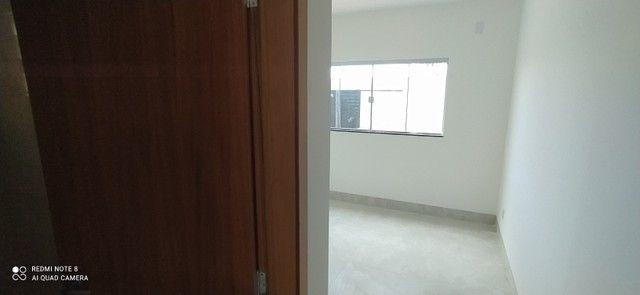 Bela casa 3/4 sendo1 suíte, no Buriti Sereno em Aparecida de Goiânia. - Foto 3