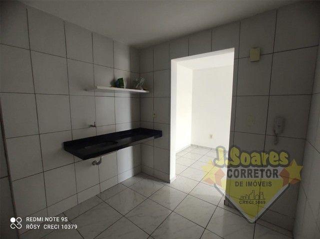 Cid. Universitário, 2 vagas, 3 quartos, suíte, 92m², R$ 980, Aluguel, Apartamento, João Pe - Foto 12