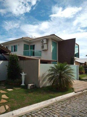 Duplex com 04 quartos, piscina, churrasqueira em condomínio no centro de São Pedro - Foto 2