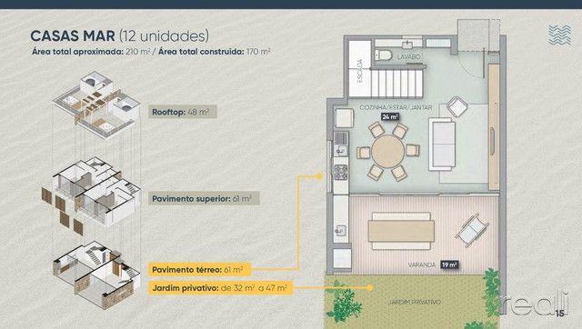Casa de condomínio à venda com 2 dormitórios em Flecheiras, Trairi cod:RL771 - Foto 20